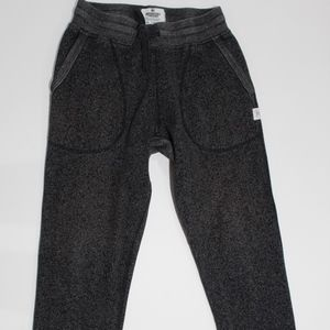 Reigning Champ Joggers Black Tiger Fleece Sweats S